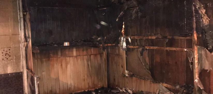 Уборка помещений после пожара